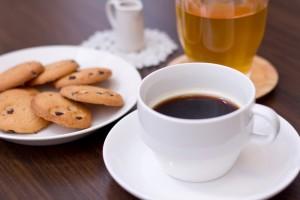 目覚めのコーヒー