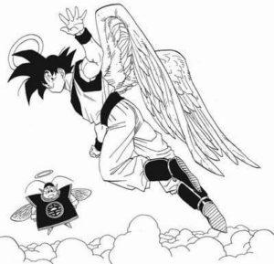 悟空は天使?